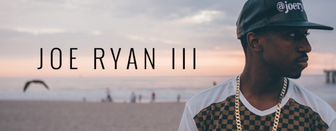 "Joe Ryan Presents Music Video For Current Single Entitled ""The Best"